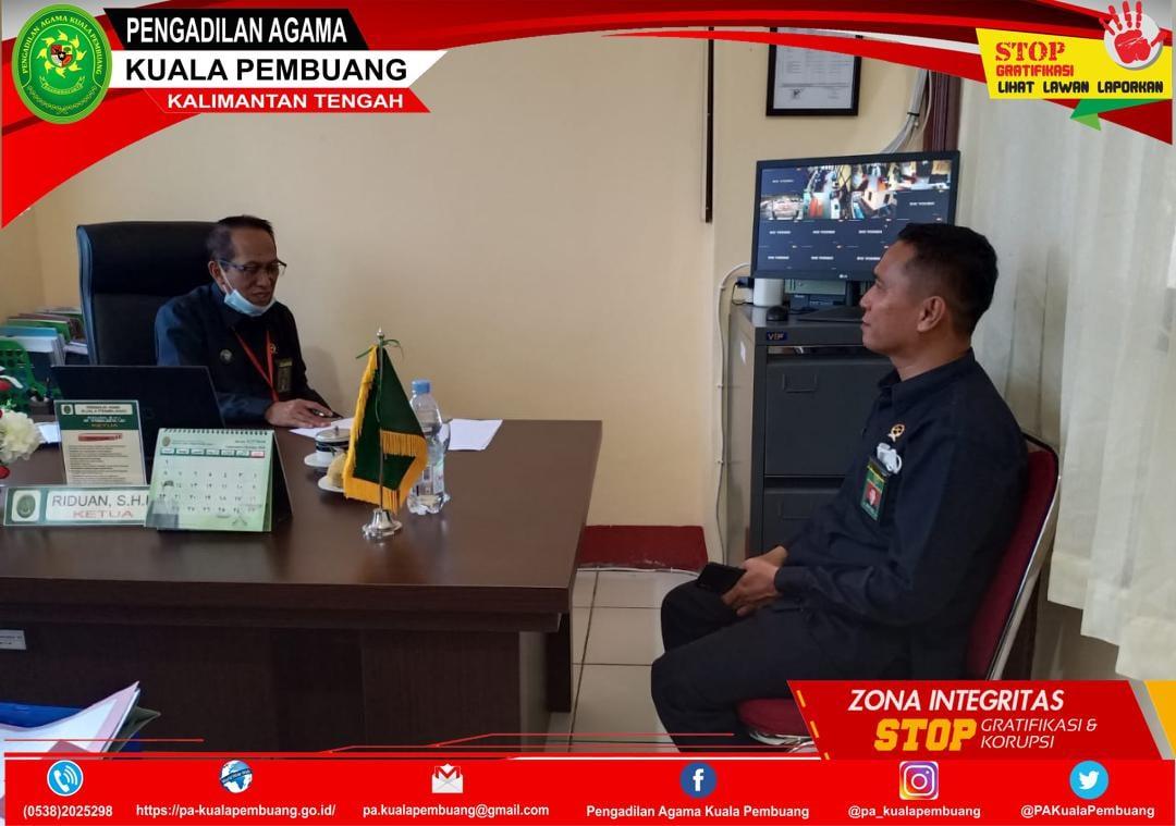 Binwasda PTA Palangka Raya di PA Kuala Pembuang | (25/10)